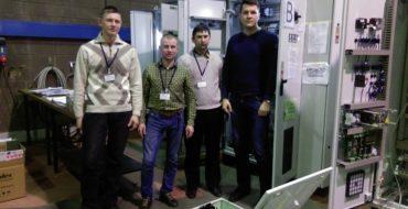 Сотрудники ГК «СНОУПРОМ» прошли повышение квалификации на заводе компании Nidec