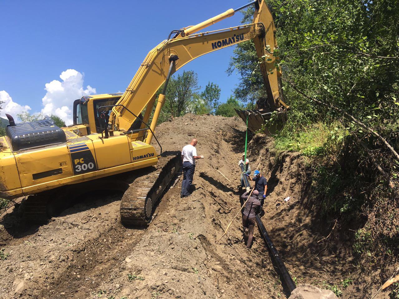 Подписан контракт на проведение строительно-монтажных работ на ВТРК «Ведучи»
