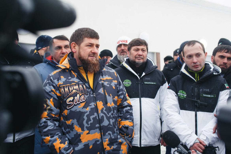 26 января состоялось торжественное открытие первого в Чеченской Республике горнолыжного курорта «Ведучи»