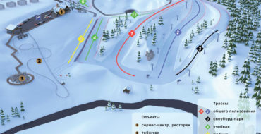 Complex supply, construction and installation of equipment at the Bogatyrek ski complex was carried out