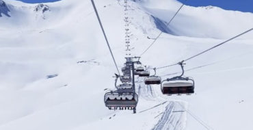 Completed the installation of the cable car on the northern slope of the all-season tourist and recreational complex Arkhyz