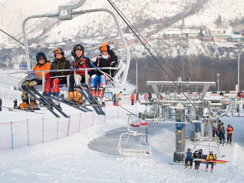 Зимняя Универсиада 2019 году пройдет в г. Красноярск