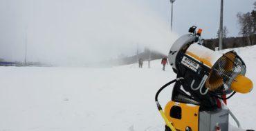 снегогенераторы вентиляторного типа MMS Classic