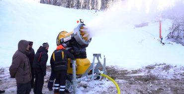 7 декабря в Междуреченске состоялось праздничное открытие горнолыжного сезона