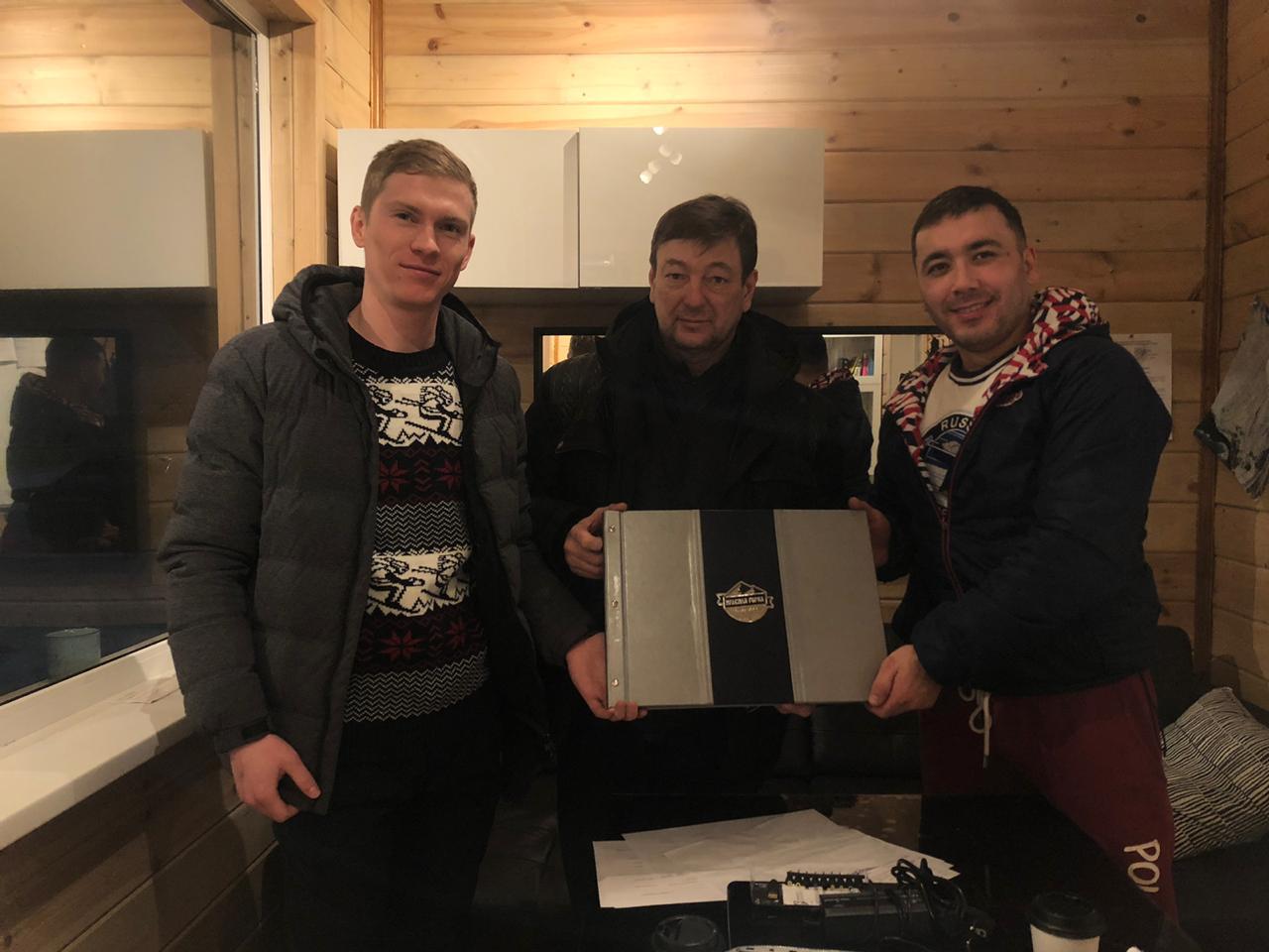 Разработан мастер-план развития ГЛК Красная горка, г. Подольск