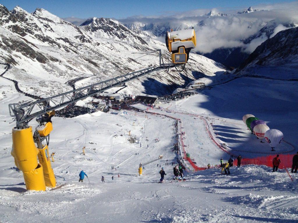 Снегогенератор TechnoAlpin TF10